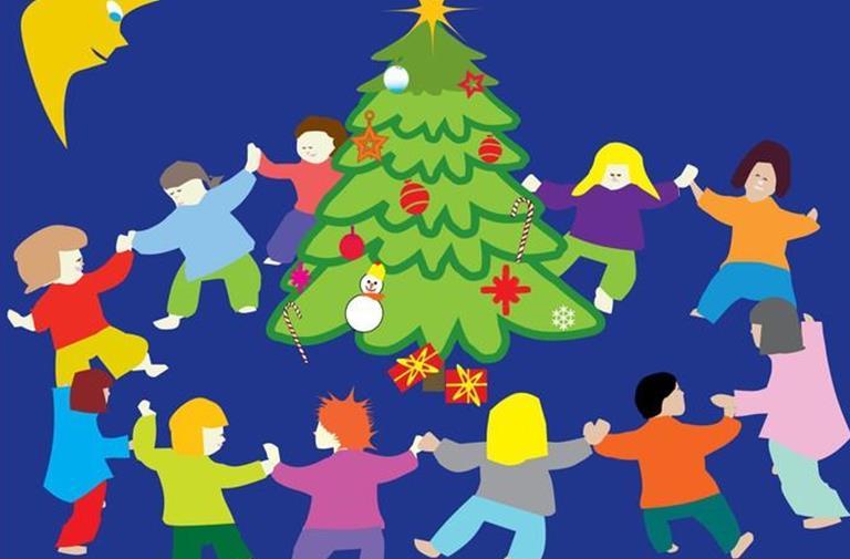 Girotondo Di Natale.Un Girotondo Di Storie E Natale